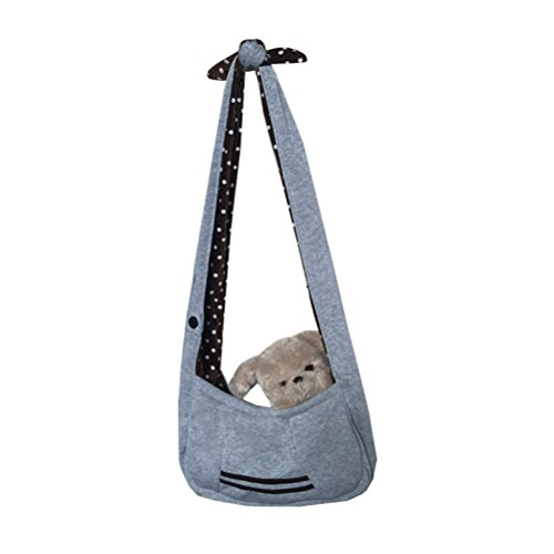 [Uniquorn 2017 New Pet Backpack Dog Out Shoulder Bag Oblique Cross Lovely Cute Shoulder Bag] (Homemade Penguin Costumes)
