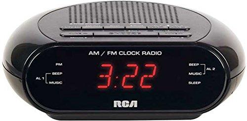 Clock Radio Dual Alarm Rca ★ Best Value ★ Top Picks