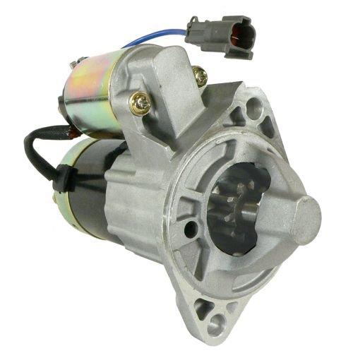 DB Electrical SMT0234 Starter For 2.4 2.4L Nissan Frontier 02 03 04 / Xterra 01 02 03 04 / 23300-9Z400 M0T87381, M0T87381ZC Nissan Frontier Starter