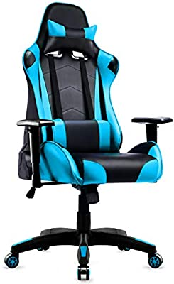 Racing Silla Gamer, IntimaTe WM Heart Silla Gaming de Ergonómica ...