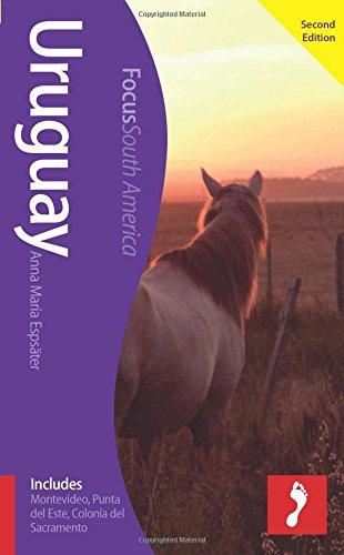 Uruguay Focus Guide, 2nd (Footprint Focus)