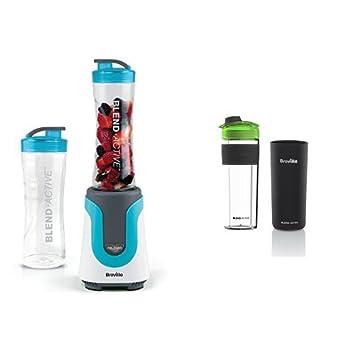 300 W Blue Breville VBL136 Blend Active Personal Blender