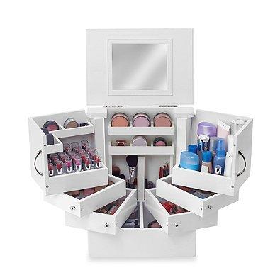 Lori Greiner Deluxe Cosmetic Organizer Box by Lori Greiner