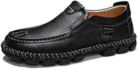 メンズ 靴 ドライビングシューズ 防滑 ローファー スリッポン ビジネスシューズ 軽量 モカシン シューズ 革靴 婚活 面接 アウトドア 通勤 通学 紳士靴 カジュアル デッキシューズ 牛革 大きなサイズ