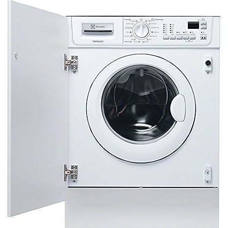 Electrolux EWX127410W lavadora - Lavadora-secadora (Front-load ...
