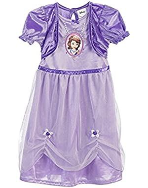 Little Girls' Sofia Costume Sleep Gown