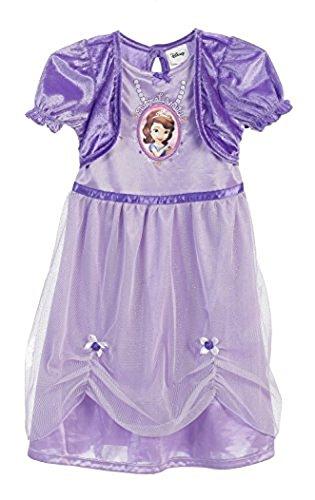 Disney Little Girls Sofia Costume