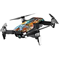 MightySkins Skin for DJI Mavic Air Drone - Space Cloud | Min Coverage Protective, Durable, and Unique Vinyl Decal wrap cover | Easy To Apply, Remove, and Change Styles | Made in the USA