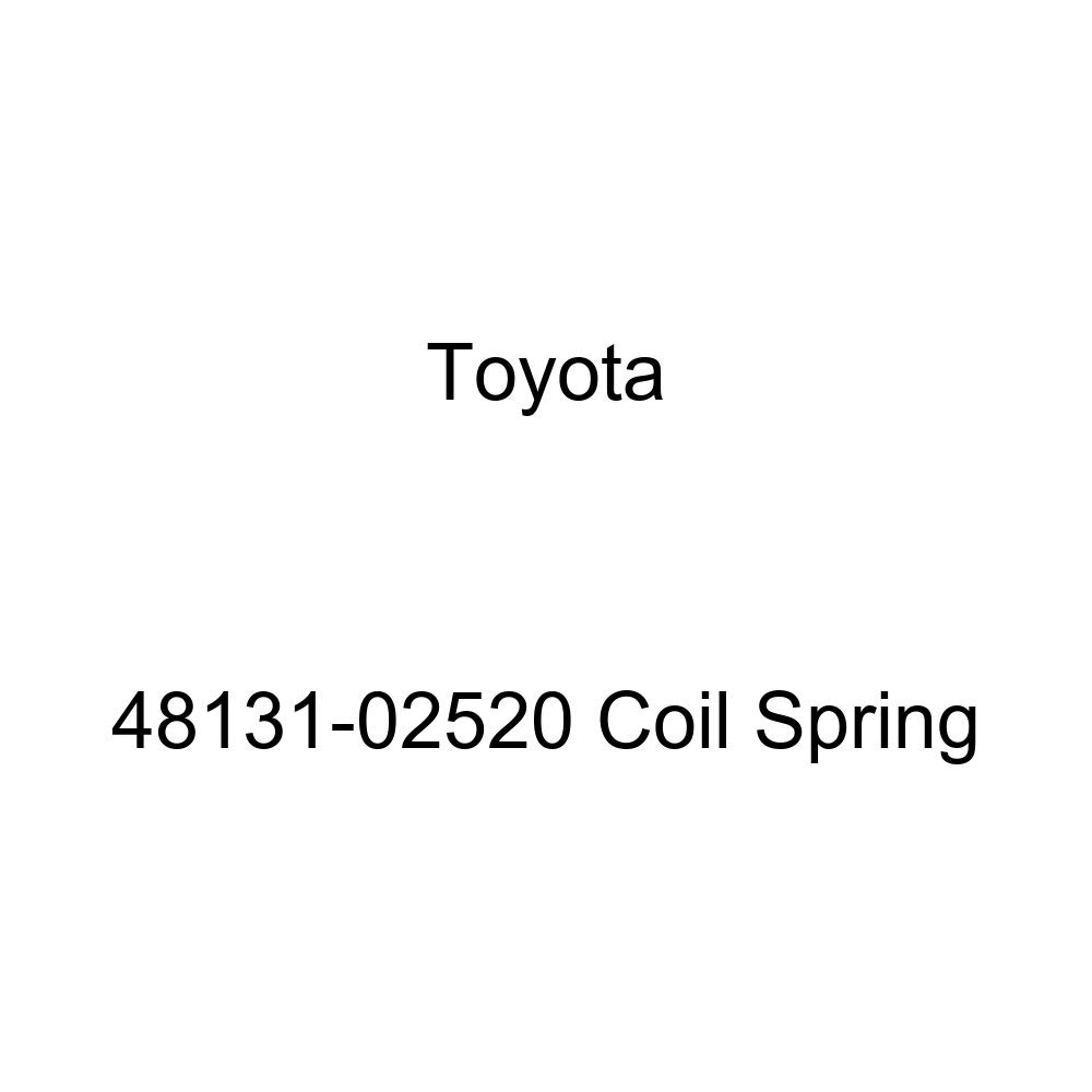 Toyota 48131-02520 Coil Spring