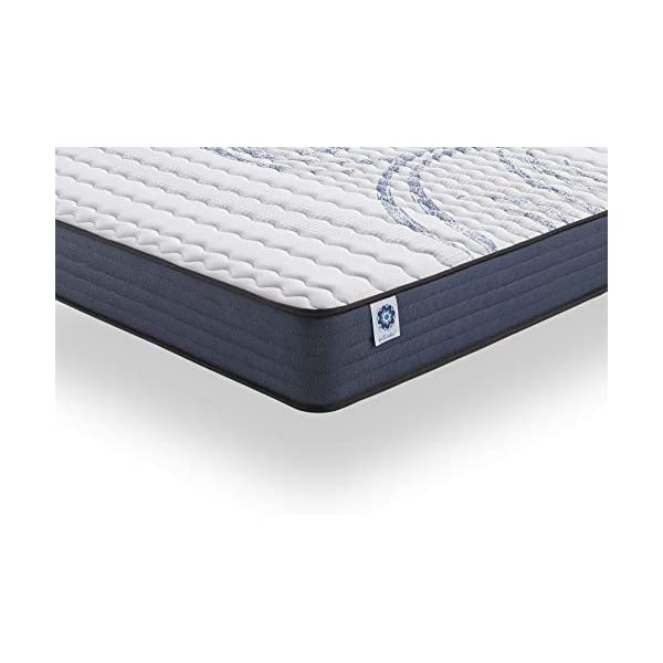 Naturalex | Perfectsleep | Materasso Matrimoniale King 180x200 cm Memory e Lattice Multi Densità | Supporto Adattato… 7 spesavip