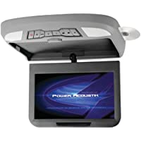 1 - 10.2 Ceiling-Mount Swivel Monitor with DVD Player & Interchangeable Skins, 10.2 TFT/LCD swivel monitor with DVD player, HD digital display, PMD-102X