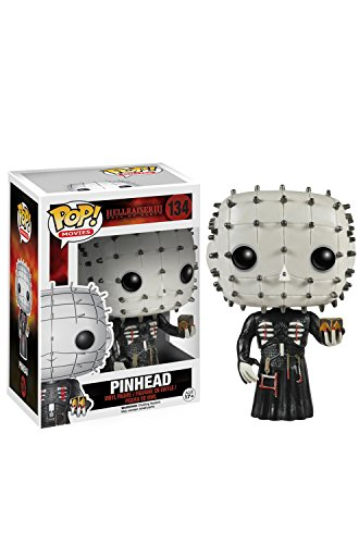Pop Movies 3.75 Inch Action Figure Hellraiser - Pinhead #134 -