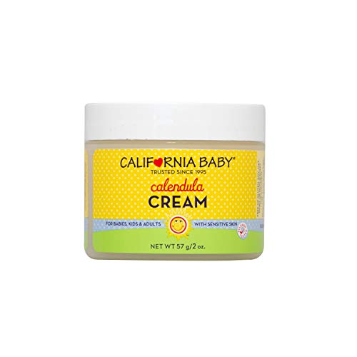 California Baby Calendula Moisturizing Cream - 2 oz
