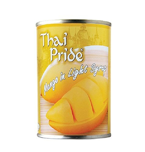 Thai Pride 1 Mango In Light Syrup, 425G