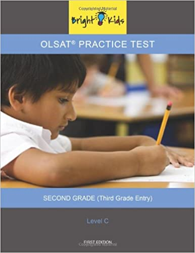 Olsat Practice Test Level C 3rd Grade Entry Bright Kids Nyc
