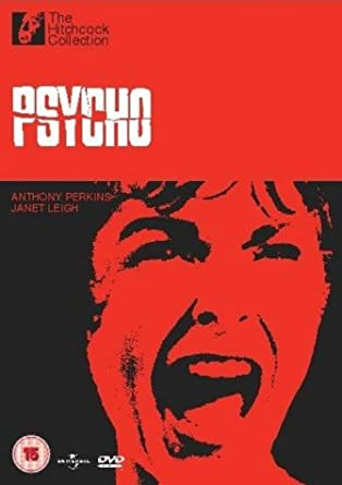 Image result for psycho dvd