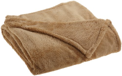 Northpoint Home Collection Feathersoft Throw - Soft and luscious throw perfect for cuddling 100-Percent supertec polyester Supertec fabric produces a warming sensation - blankets-throws, bedroom-sheets-comforters, bedroom - 419XTTYHC7L -