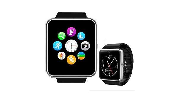 GT08 MTK6261 Bluetooth Smart Watch Sync Notifier With SIM ...