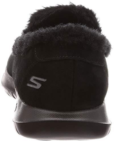 go Up Skechers On Nero the Donna Stivaletti bundle qwxC1BP4