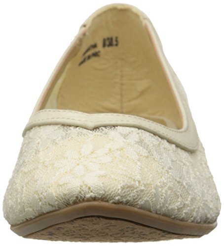 CL Chinese Laundry Samantha by Women's Samantha Beige Lace rrRz4wx