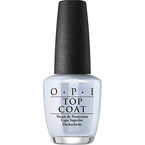 OPI Nail Lacquer, Top Coat, Clear, 0.5 fl oz