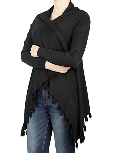 Asymmetrical Wool Sweater - 3