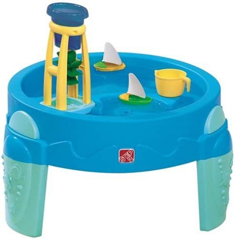 B000641DPQ Step2 WaterWheel Activity Play Table 419XVk2qWbL