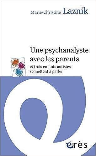 Une psychanalyste avec les autres et trois enfants autistes se mettent à  parler de Marie- d4e566d9fe2d