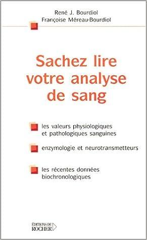 lire analyse de sang