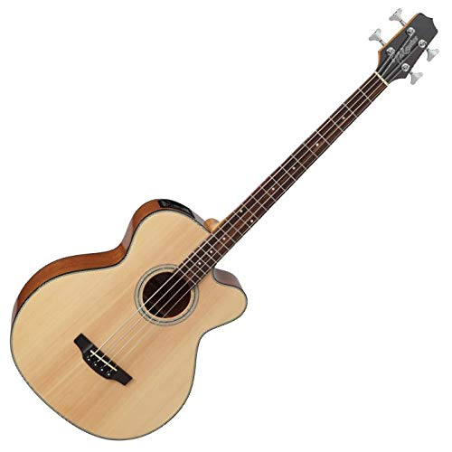 Takamine GB30CE Acoustic-Electric Bass Guitar Natural ()