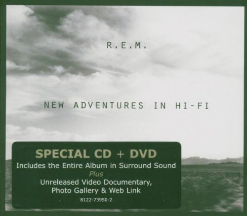 New Adventures in Hi-Fi (CD + DVD-A) (Dig) by Rhino