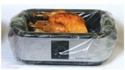 Pansavers 16 - 22 Quart Electric Roaster Liners, 50 Per Pack (Pansaver Pan Liners compare prices)