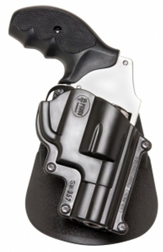fobus rh roto paddle holster j357rp fits smith wesson 38357 j frame 5 shot only rossi 88 except shrouded barrels and polymer frames