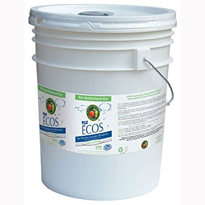 Ecos Liquid Laundry Detergent Free and Clear,5 gallon pail -- 1 each