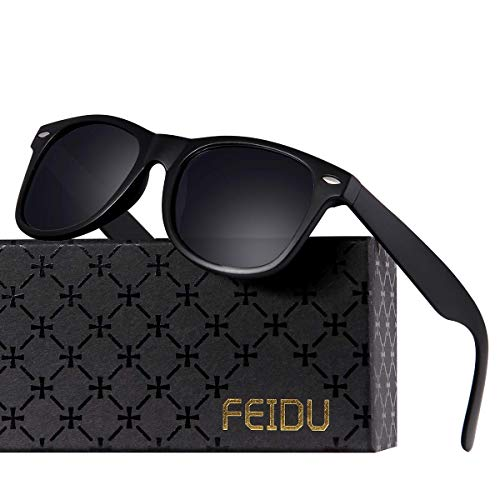 b19a86a43f FEIDU Cocoons Fitovers Polarized Sunglasses Aviator (XL) - Buy Online in  UAE.