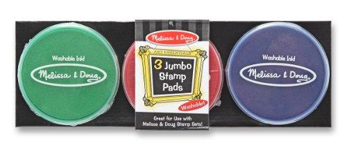 Melissa Doug Jumbo Stamp Pads