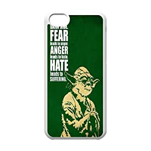 Star Wars 003 iPhone 5c Cell Phone Case White&Phone Accessory STC_171589