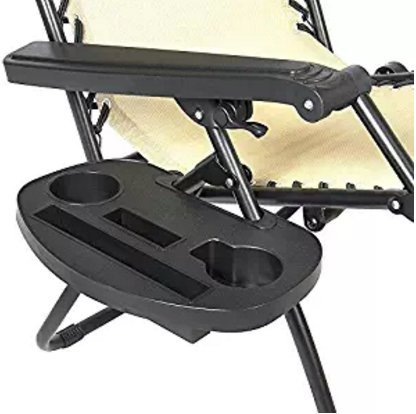 zero gravity chair with tray - 3
