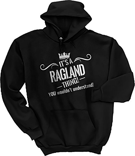 It's A Ragland Thing! You Wouldn't Understand. Grunge Hoodie