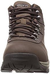 Hi-Tec Men\'s Altitude Base Camp WP Chukka Boot, Chocolate, 10 M US