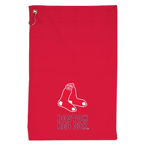 MLB Boston Red Sox Colored Sports Towel Sox Golf
