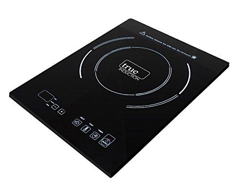 True Induction Energy Efficient Single Burner Induction Cooktop