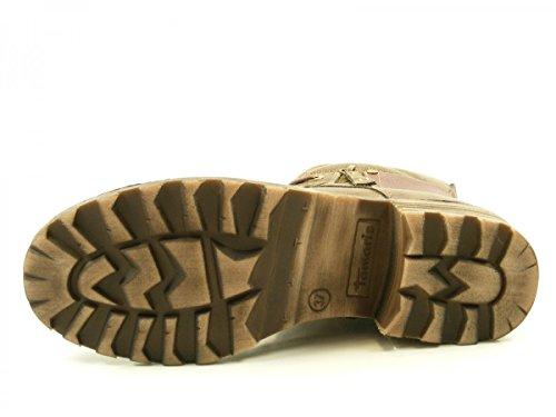 Tamaris 1-26248-29 Womens Desert Boots Braun qebuf5