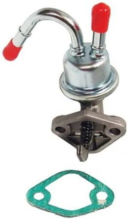 Holdwell Fuel Pump compatible with Bobcat Skid Steer T250 T300 T320 A300 Kubota V3600