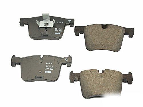 BMW 34-10-6-799-801 Repair Kit Brake Pad
