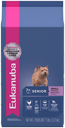 Eukanuba Senior Lamb and Rice Formula Dog Food 30 Pounds