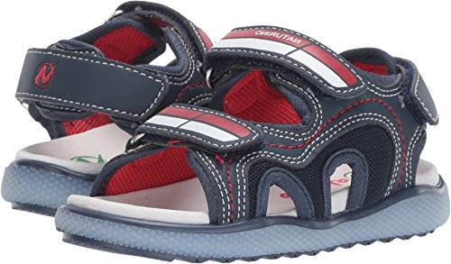 Naturino Boys Ellis. Open Toe Sandals, Blue (Navy 0c02), 12.5 UK 12.5UK Child ()