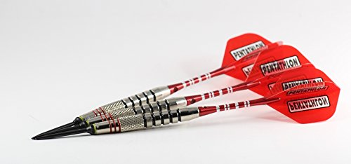 Fireball XL1-22 Gram Darts - Powered by Balancepoint ACE Moveable Points - Front Knurled Grip