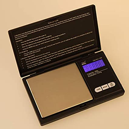 Amazon.com : Value-Home-Tools - 100g x 0.01g Mini joyeria balance Digital Scale electronic Weighing weights Scales libra jewelry bascula balanza digital ...