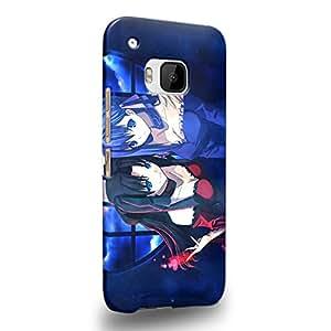 Case88 Premium Designs Fate Stay Night Rin T?saka and Sakura Mat? Carcasa/Funda dura para el HTC One M9